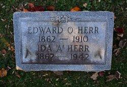 Edward Oliver Herr