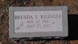 Brenda Sue <I>Bottoms</I> Risinger