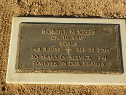 Robert Michael Keefe