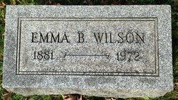 Emma B Wilson