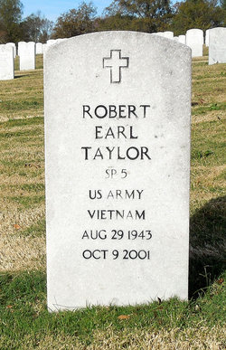 Robert Earl Taylor