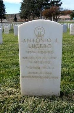 Antonio J Lucero