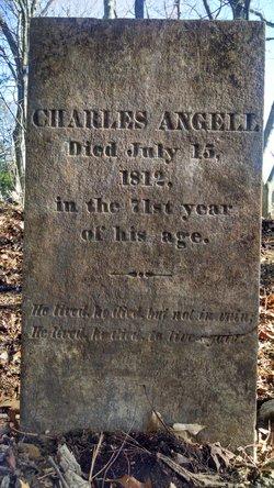 Charles Angell, Sr