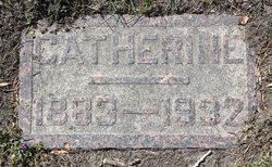 Catherine McGoey