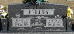 Jewell <I>Davis</I> Phillips