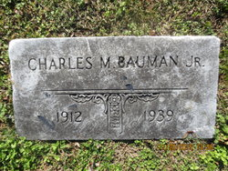 Charles Mitchell Bauman, Jr