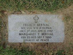 Felix T Bernal