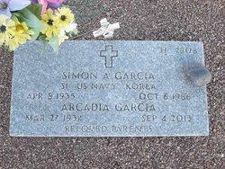 Simon A Garcia