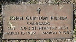 John Clinton Fonda