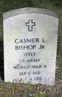 Casmer L Bishop, Jr