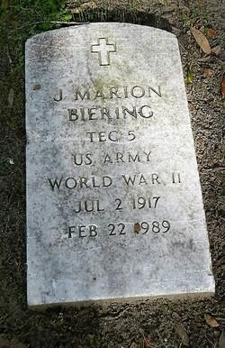 Julian Marion Biering