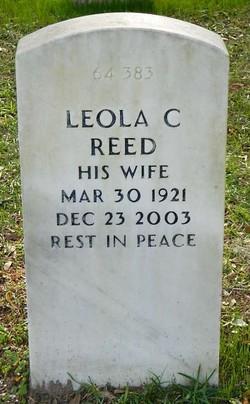 Leola C Reed