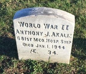Anthony J Akalis