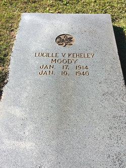 Lucille Virginia <I>Keheley</I> Moody