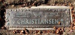 Edna Alberta Christiansen