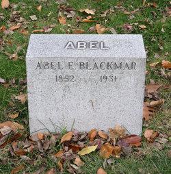 Abel E. Blackmar