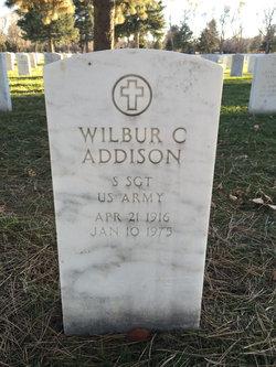 Wilbur C Addison