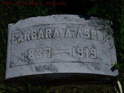 Barbara A Asper