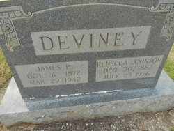 James Pinkney Jenkins Deviney