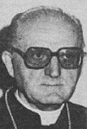Cardinal Luigi Dadaglio