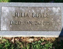 Julia E. Boyle