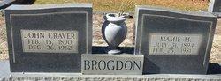 John Craver Brogdon