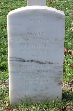Mary Purnell Young Finnell