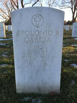 Apolonio A Garcia