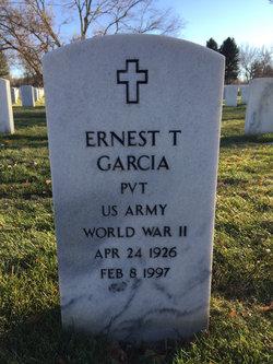 Ernest T Garcia