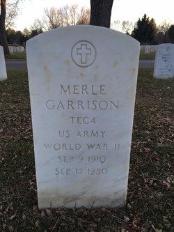 Merle Garrison