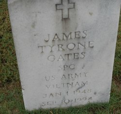 James Tyrone Gates