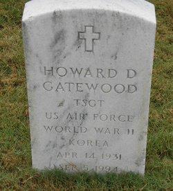 Howard D Gatewood
