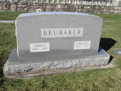 Rebecca E <I>Byers</I> Brubaker