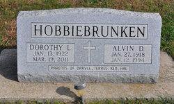 Dorothy Lewine <I>McLaughlin</I> Hobbiebrunken