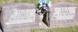 Mae I. <I>Missey</I> Jones