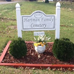 Hartman Family Cemetery