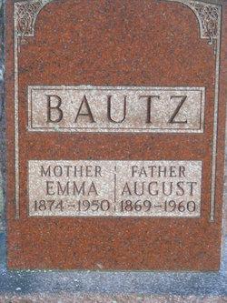 Emma A. <I>Heiser</I> Bautz
