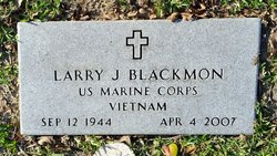 Larry Julian Blackmon