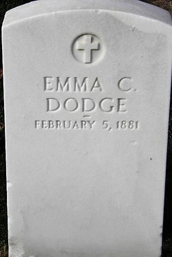 Emma C Dodge