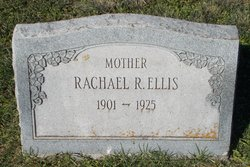 Racheal Rosetta <I>Lee</I> Ellis