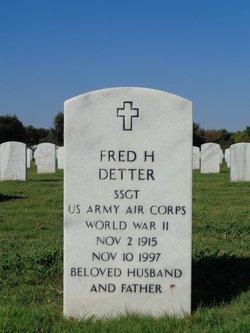 Fred Harry Detter