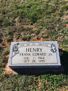 Frank Edward Henry, Jr