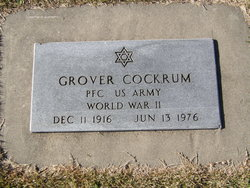 Grover Cleveland Cockrum