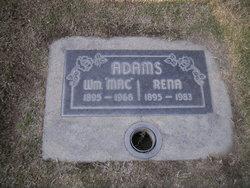 Reno Laverne <I>Hobson</I> Adams