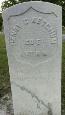 Henry C Ketchum