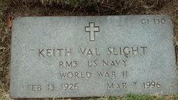 Keith Val Slight