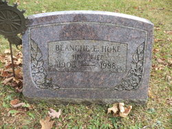 Blanch E. <I>Hoke</I> Ackerman