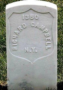 Pvt Richard Campbell