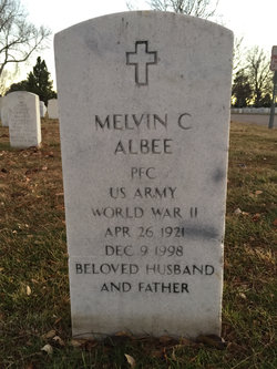 Melvin C Albee