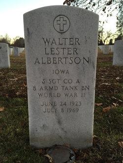 Walter Lester Albertson